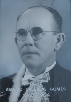 Amélio da Silva Gomes - 1963-1964