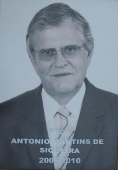 Antonio Martins de Siqueira - 2005-2010
