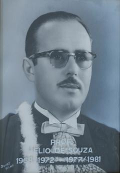 Hélio de Souza - 1968-1972 - 1977-1981