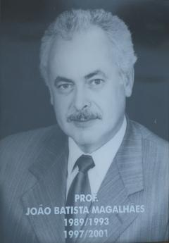 João Batista Magalhães - 1989-1993 - 1997-2001