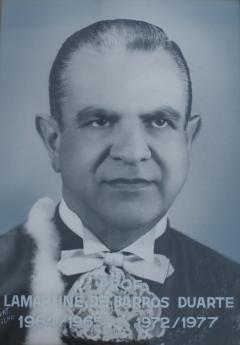 Lamartine de Barros Duarte - 1964-1965 - 1972-1977