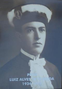 Luiz Alves de Almeida - 1934-1936
