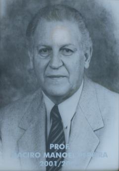 Maciro Manoel Pereira - 2001-2005