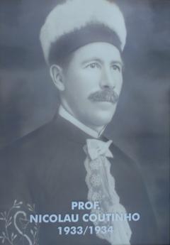 Nicolau Coutinho - 1933-1934