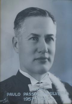Paulo Passos da Silveira - 1957-1963