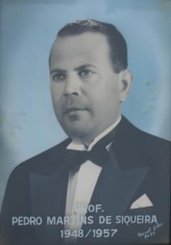 Pedro Martins de Siqueira - 1948-1957