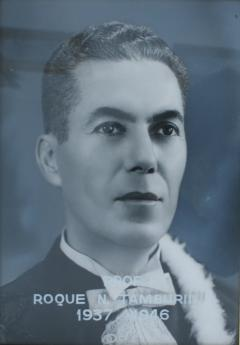 Roque N. Tamburini - 1937-1946