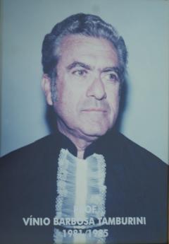 Vínio Barbosa Tamburini - 1981-1985