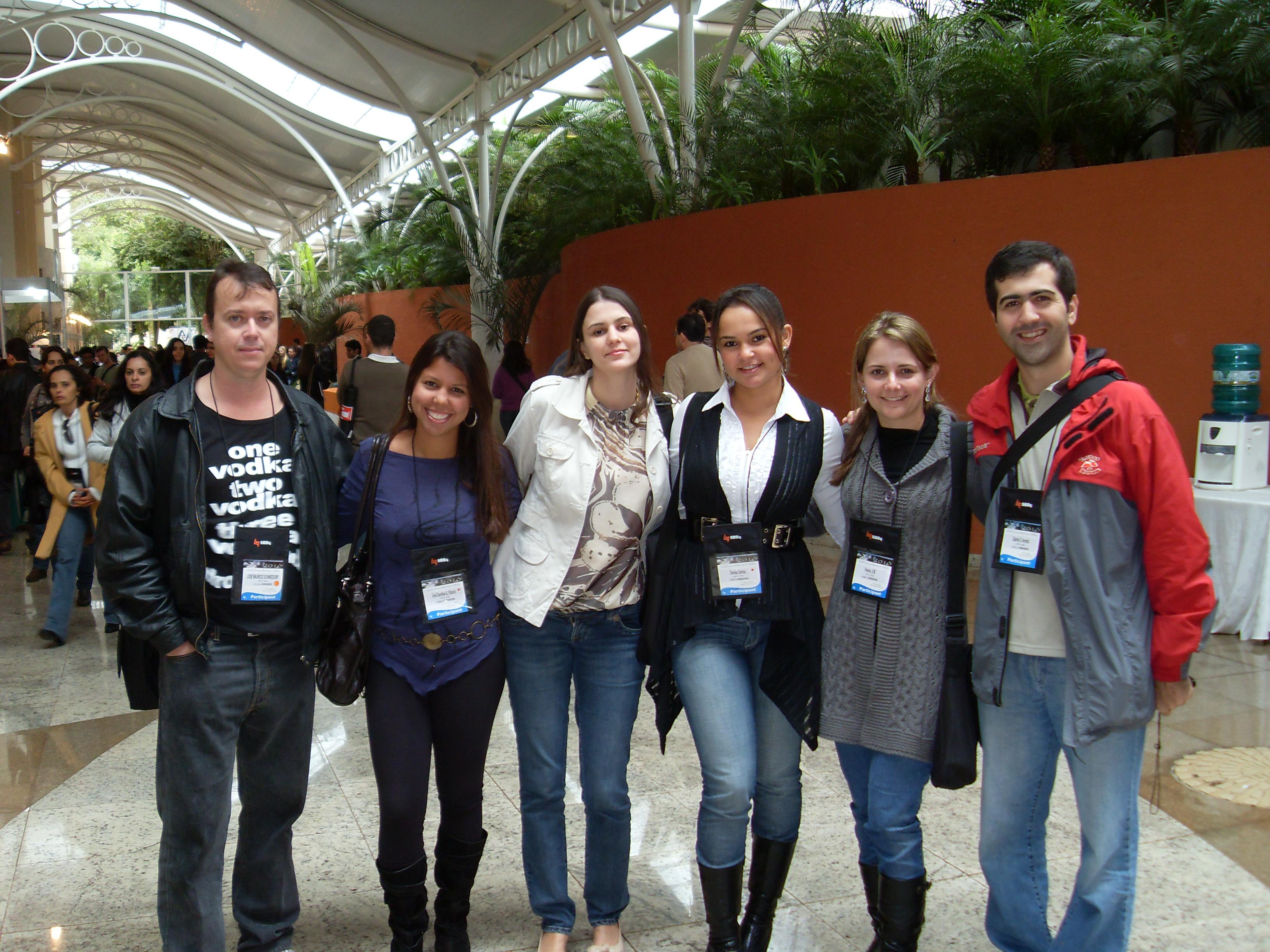 Grupo na Sbbq 2010