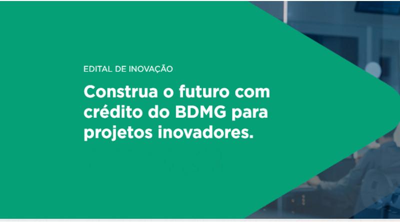 Edital de Inovação: Construa o futuro com crédito do BDMG para projetos inovadores
