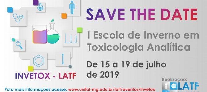 INVETOX – Escola de Inverno de Toxicologia do LATF