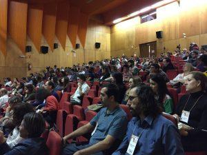 Participação no SIED ENPED na UFSCar 2016