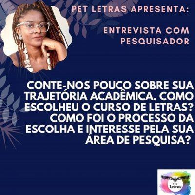 Confira a entrevista com a doutora Mirian Cristina dos Santos na íntegra