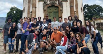 Discentes do curso de Geografia realizam trabalho de campo sobre o barroco mineiro em Ouro Preto e Mariana