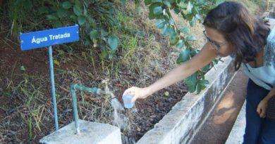 Pesquisa revela a concentração de flúor presente na água de abastecimento público em Alfenas