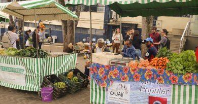 Feira Agroecológica e Cultural lançada na UNIFAL-MG incentiva consumo de produtos orgânicos