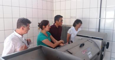 UNIFAL-MG, EPAMIG e Prefeitura de Andradas pretendem tratar o resíduo de uvas por meio de projetos de pesquisa e extensão