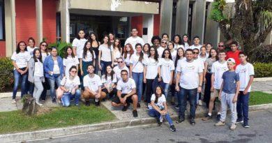 """Visita à usina nuclear de Angra dos Reis marca encerramento do primeiro ano do projeto """"Minas for Science"""""""
