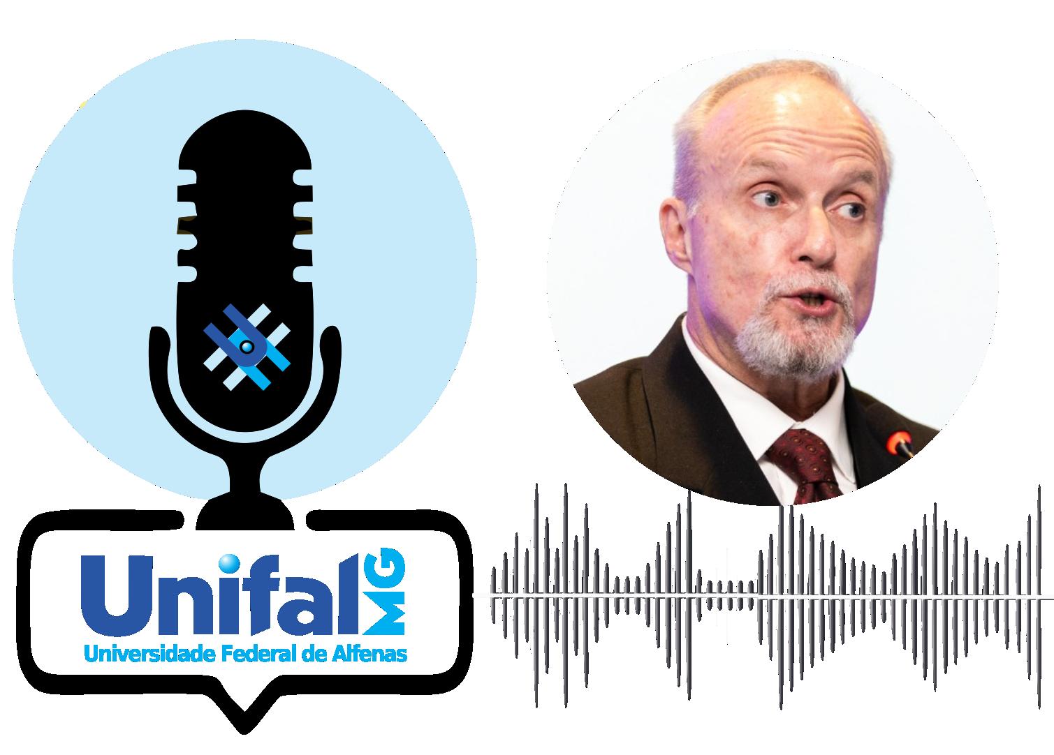"""Podcast """"Possibilidades de Empreender"""" – Prof. Hélio Lemes da Costa Júnior"""