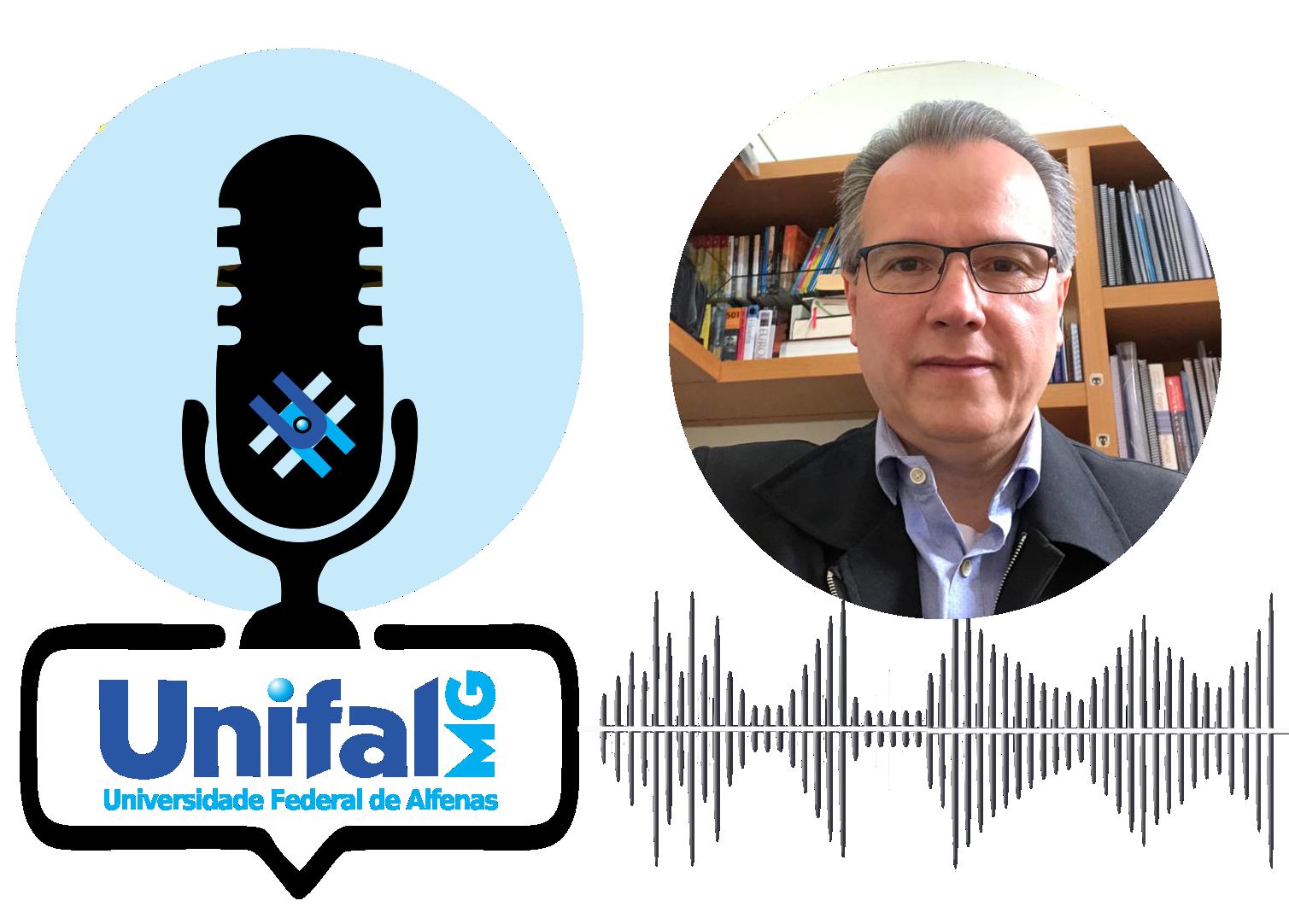 """Podcast """"Equilíbrio para uma melhor saúde e qualidade de vida"""" – Prof. Evandro Monteiro de Sá Magalhães"""