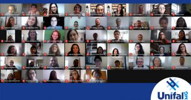 Novas emoções e sorrisos para 2021: UNIFAL-MG realiza primeira colação por webconferência do ano; em 2020, foram 852 novos profissionais graduados pela Universidade