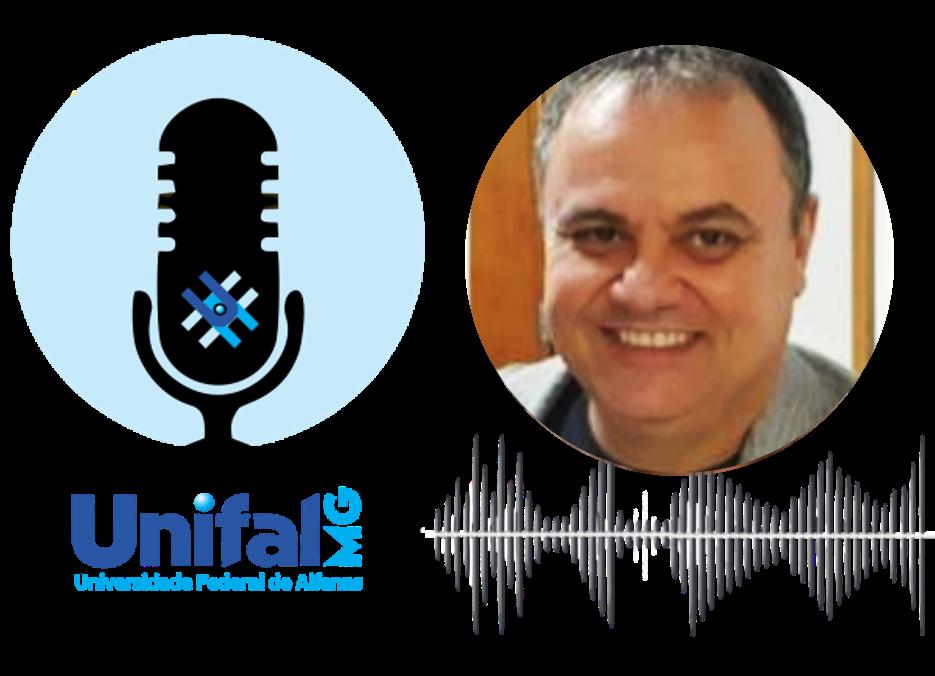 "Podcast ""Eficácia e segurança da vacina contra a Covid-19"" – Prof. Paulo Márcio de Faria e Silva"