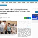 Professor da UNIFAL-MG esclarece dúvidas para o Portal Alfenense sobre grupos prioritários no plano nacional de imunização após polêmica envolvendo cuidadora vacinada em Alfenas