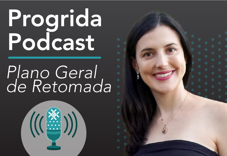 """Podcast """"A importância da estatística na compreensão e enfrentamento da pandemia"""" – Profa. Adriele Aparecida Pereira"""