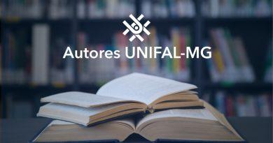 """Comunidade universitária conta com espaço para divulgação de suas obras no Portal Institucional; conheça a seção """"Autores UNIFAL-MG"""""""