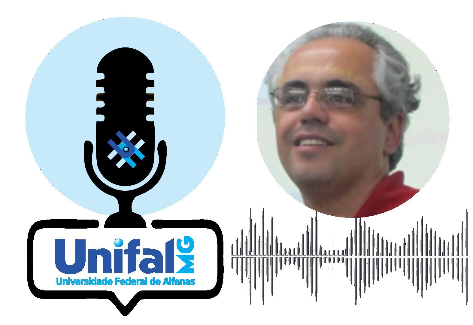 """Podcast """"Mal de Alzheimer"""" – Prof. Edvaldo Cardoso"""