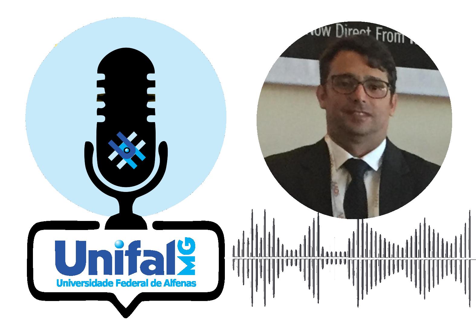 """Podcast """"Fibromialgia"""" – Prof. Rodrigo de Almeida Ferreira"""