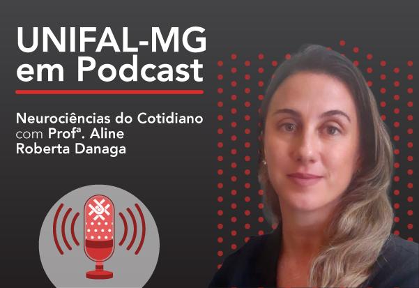 """Podcast """"Sono e Cérebro"""" – Profa. Aline Roberta Danaga"""