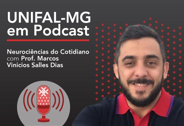 """Podcast """"Os efeitos do café sobre o cérebro"""" – Prof. Marcos Vinicios Salles Dias"""