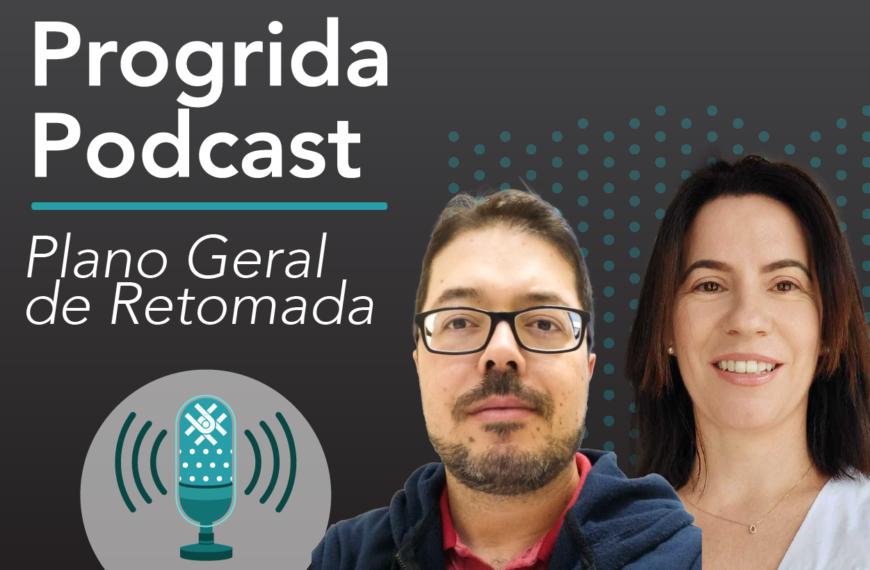 """Podcast """"Emoções e transformações pessoais durante a pandemia"""" – Prof. Leandro Ferreira e Profa. Luciene Resende Gonçalves"""