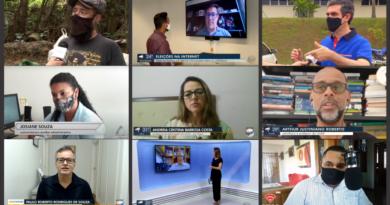 """Inserção da UNIFAL-MG na imprensa em 2020 aumenta em 254% em relação a 2019; docentes falam da importância de participarem como """"especialistas"""" em entrevistas jornalísticas"""