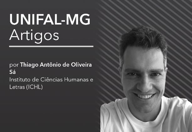"""Artigo: """"Estudantes que não abrem a câmera fecham portas"""" – Thiago Antônio de Oliveira Sá"""