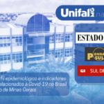 Dados do boletim INDCOVID sobre a pandemia no sul de Minas Gerais ganham destaque na imprensa; região apresenta uma das piores situações do estado