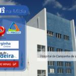 Hospital de campanha instalado no campus Varginha será desativado após queda das internações por Covid-19