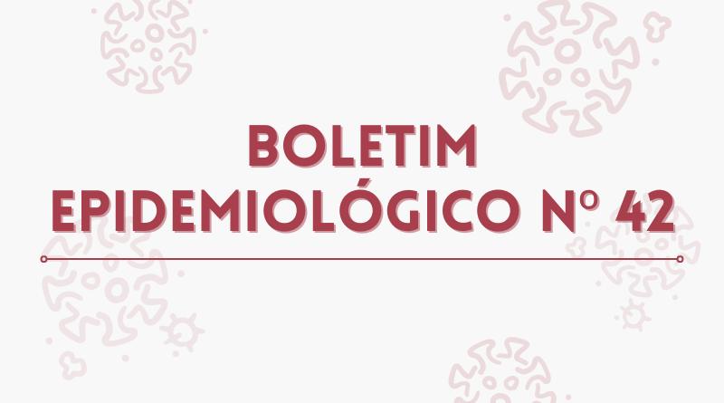 :: Boletim Epidemiológico N° 42 – 04/10/2021 – Situação epidêmica de Covid-19 em Minas Gerais e no sul de Minas