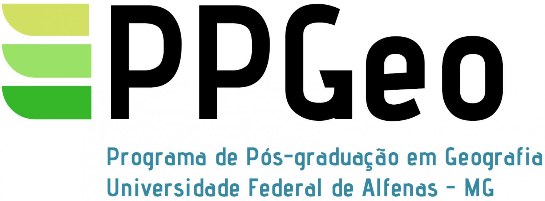 Programa de Pós-Graduação em Geografia – PPGEO