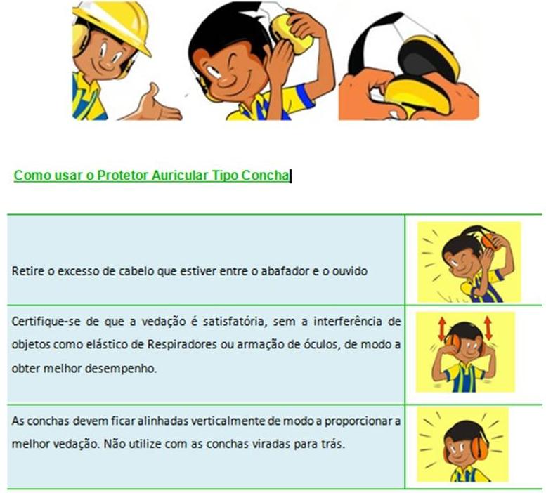 05caba47057b4 Equipamentos de Proteção Individual